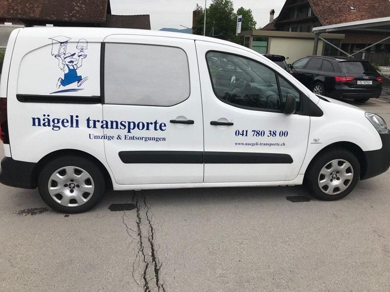 nägeli reinigungen & transporte plus